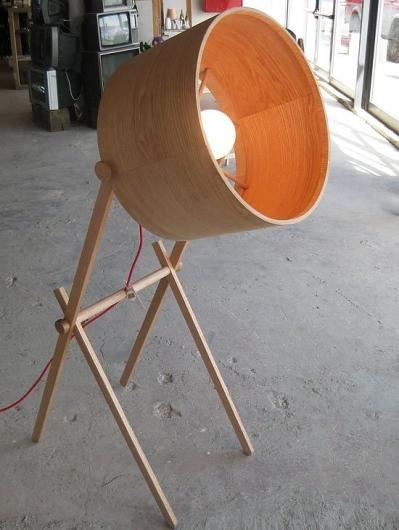 Đèn cây gỗ DCAY2006