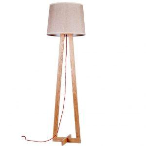 Đèn cây gỗ DCAY2019
