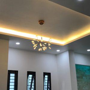 Đèn chùm sắt DCHUM0010