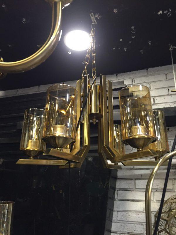 Đèn chùm sắt DCHUM0014