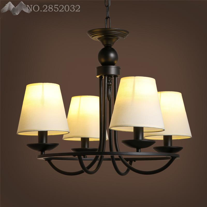 Đèn chùm sắt DCHUM0036