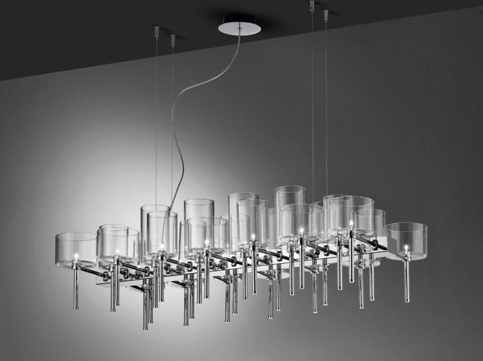 Đèn chùm thủy tinh DCHUM2006