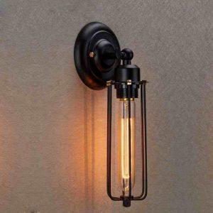 Đèn tường sắt DTG0004