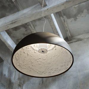 Đèn thả sắt DTH0005