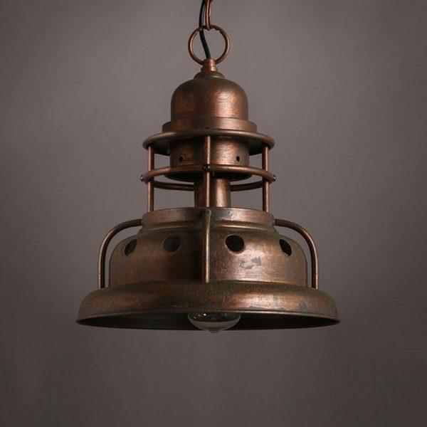Đèn thả sắt DTH0015