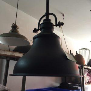 Đèn thả sắt DTH0021