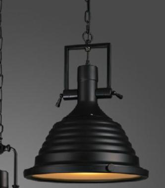Đèn thả sắt DTH0068