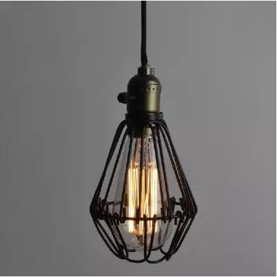 Đèn thả sắt DTH0072