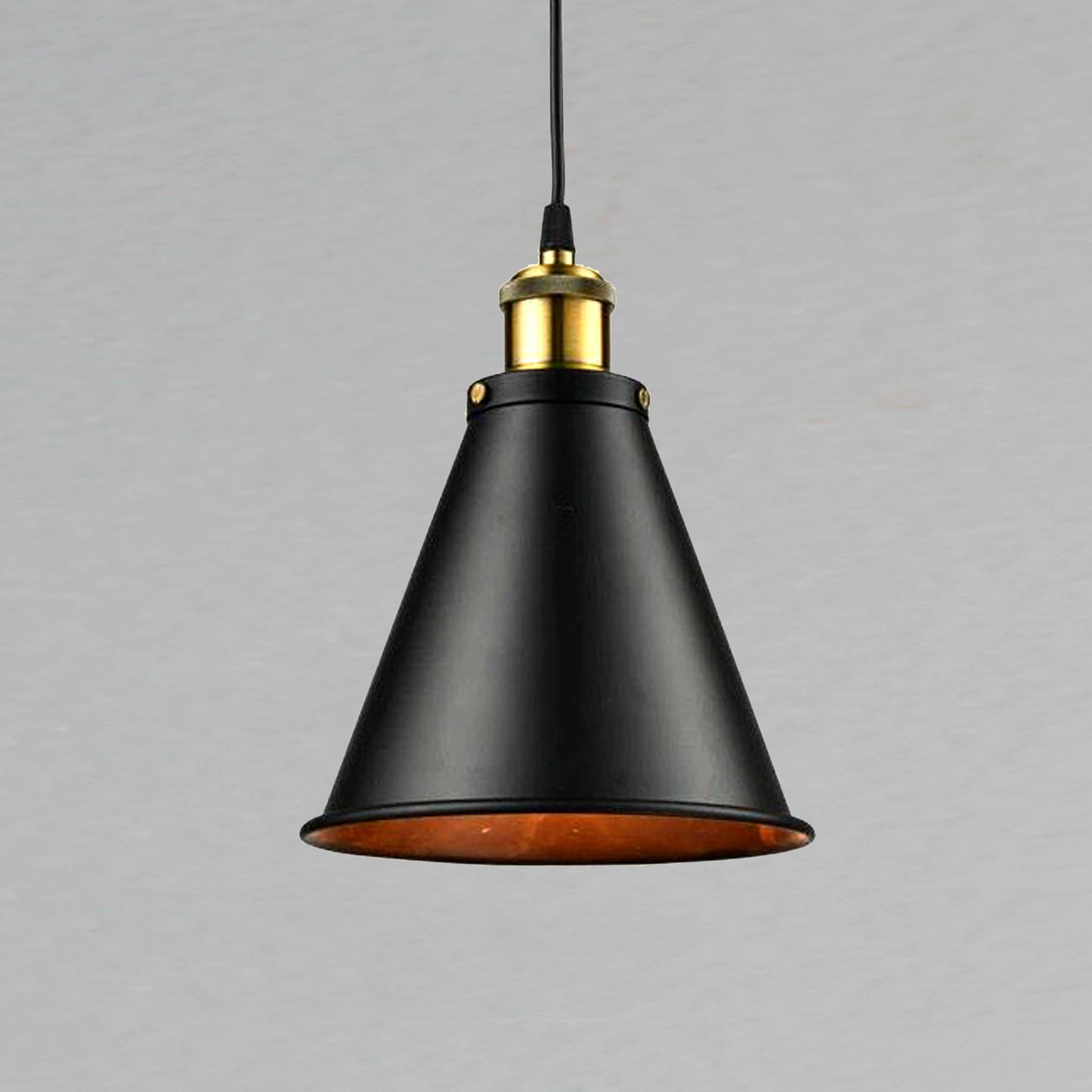 Đèn thả sắt DTH0080