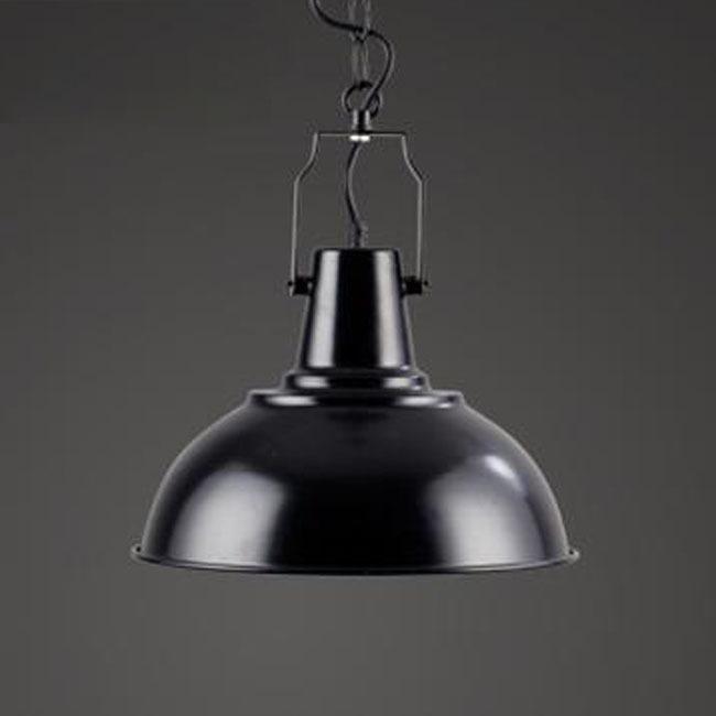 Đèn thả sắt DTH0085