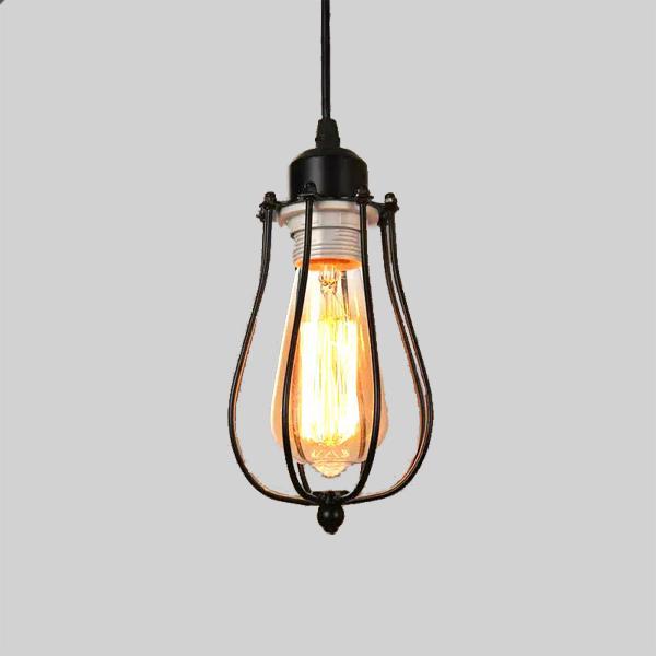 Đèn thả sắt DTH0603