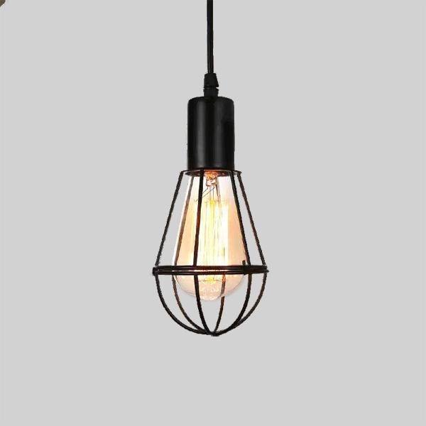 Đèn thả sắt DTH0608