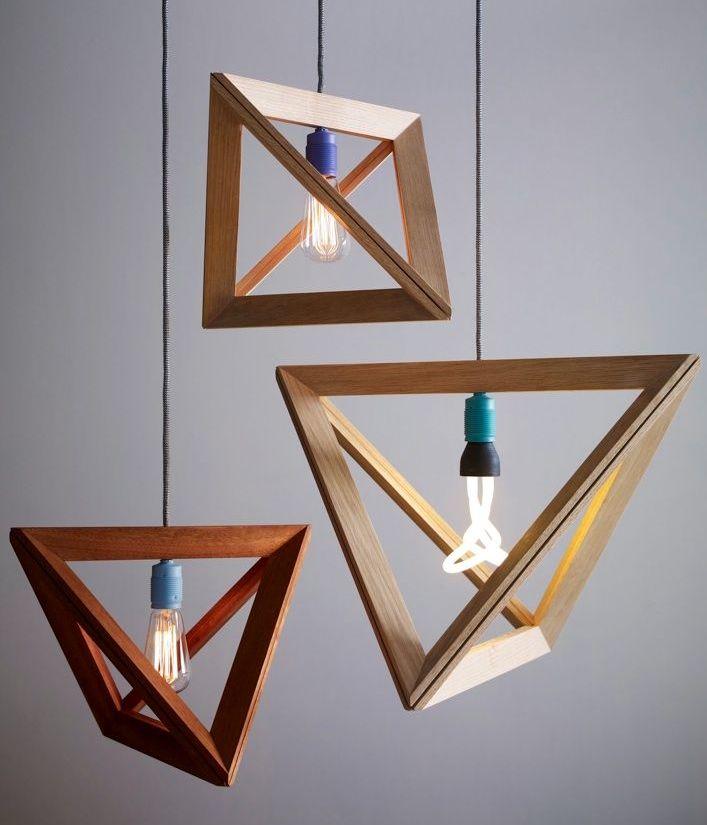 Đèn thả gỗ DTH2001