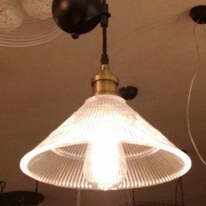 Đèn thả thủy tinh DTH4002