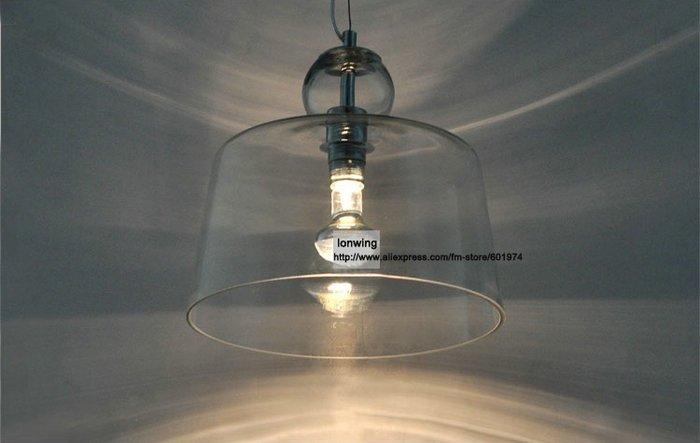 Đèn thả thủy tinh DTH4021