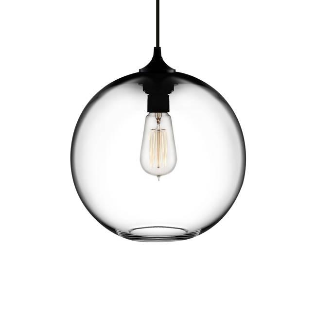 Đèn thả thủy tinh DTH4043