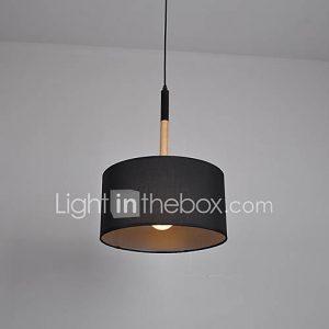 Đèn thả lồng vải DTH8004