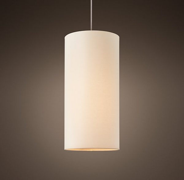 Đèn thả lồng vải DTH8005