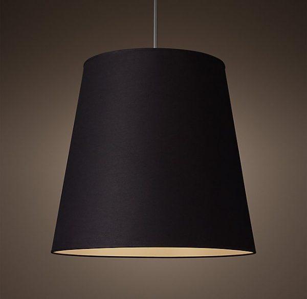 Đèn thả lồng vải DTH8006