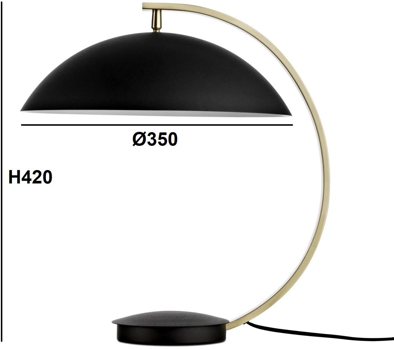 Đèn bàn sắt DBAN0006