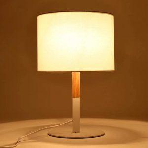 Đèn bàn gỗ DBAN2001