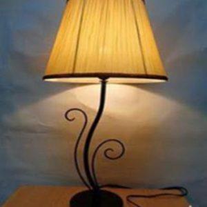 Đèn bàn lồng vải DBAN6015