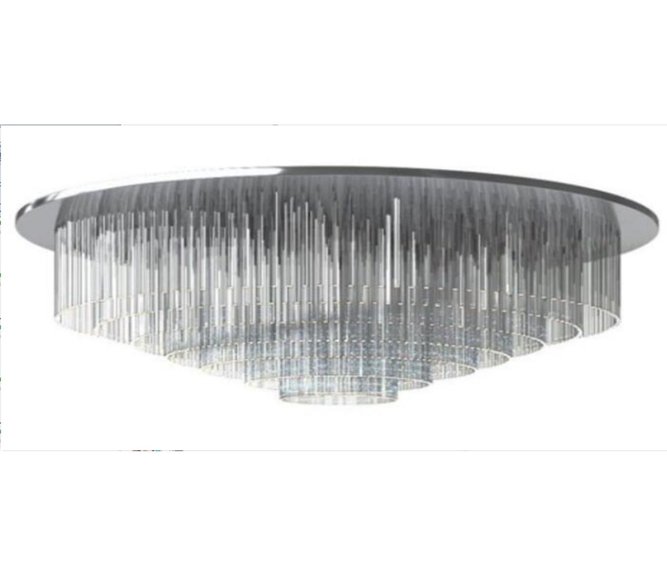 Đèn chùm thủy tinh DCHUM2008