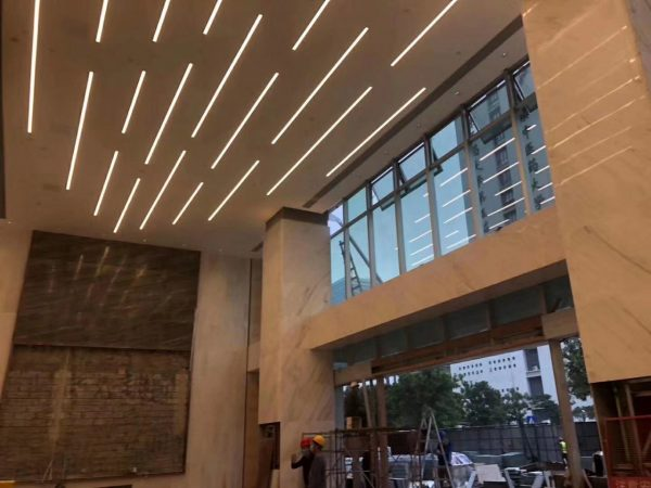 THANH NHÔM ĐÈN THẢ LED 646(LED PROFILE)