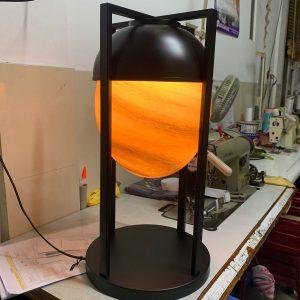 Đèn bàn thủy tinh DBAN4043