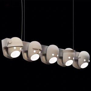 Đèn thả gỗ DTH2023