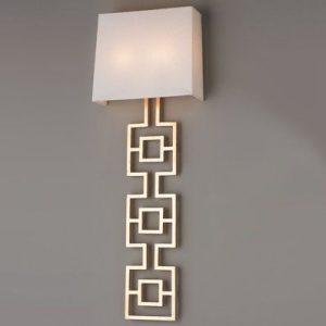 Đèn tường lồng vải DTG4042