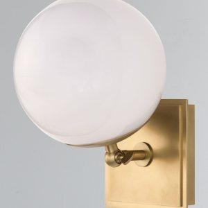 Đèn tường sắt DTG00109