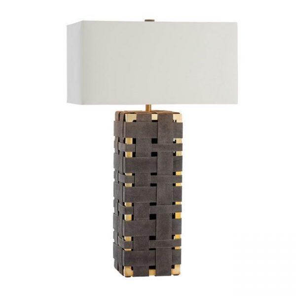 Đèn bàn lồng vải DBAN6086
