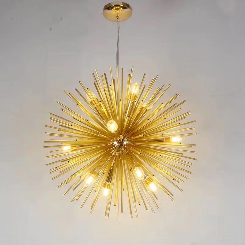 Đèn chùm sắt DCHUM0125