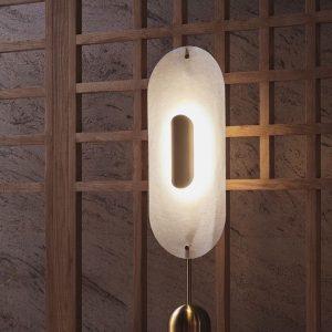 Đèn bàn khách sạn DBKS0117