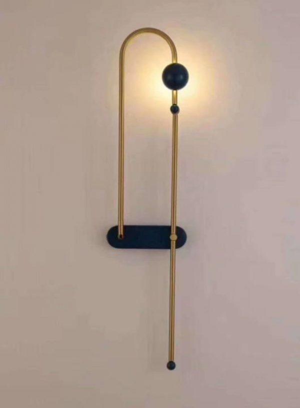 Đèn tường sắt DTG00121