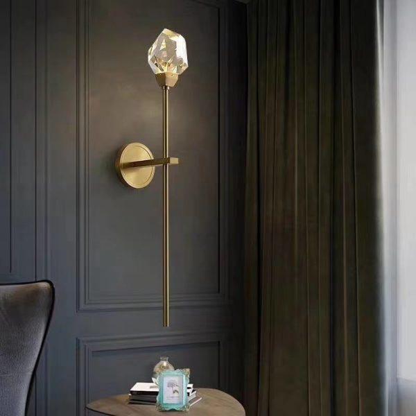 Đèn tường thủy tinh DTG5085