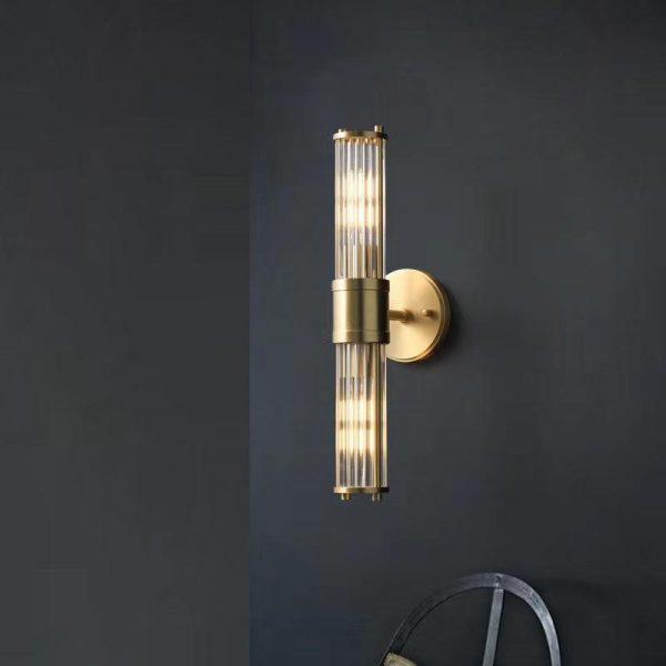 Đèn tường thủy tinh DTG5086
