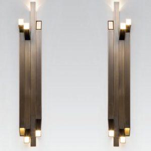 Đèn tường sắt DTG00132
