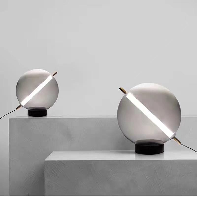 Đèn bàn thủy tinh DBAN4059
