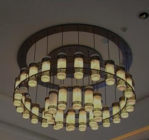 Đèn chùm sắt DCHUM0142