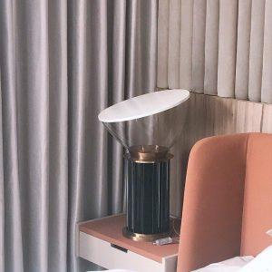 Đèn bàn thủy tinh DBAN4062