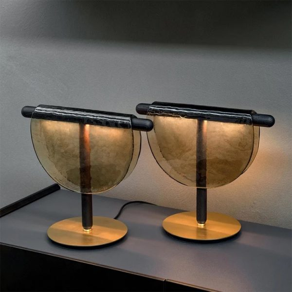 Đèn bàn thủy tinh DBAN4061